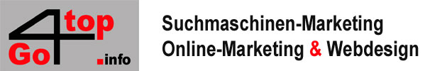 Go4top - Suchmaschinenmarketing & Webdesign
